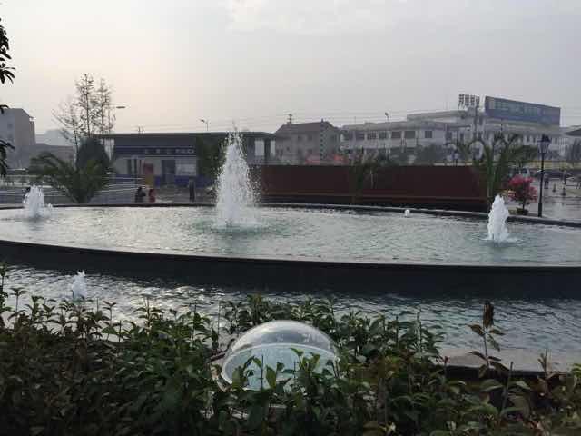 落户义乌的浙江大学医学院附属第四医院今天开门营业