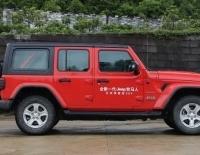 全新Jeep牧马人上市